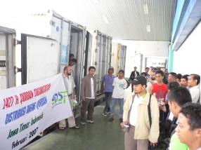 Qurban Distribution 2007 2