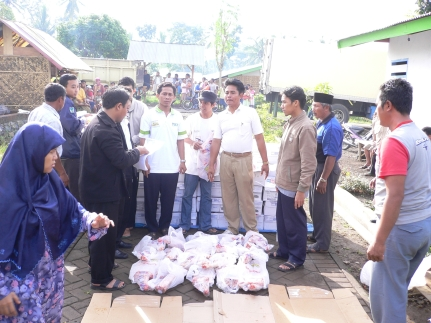 Qurban Distribution 2007 6