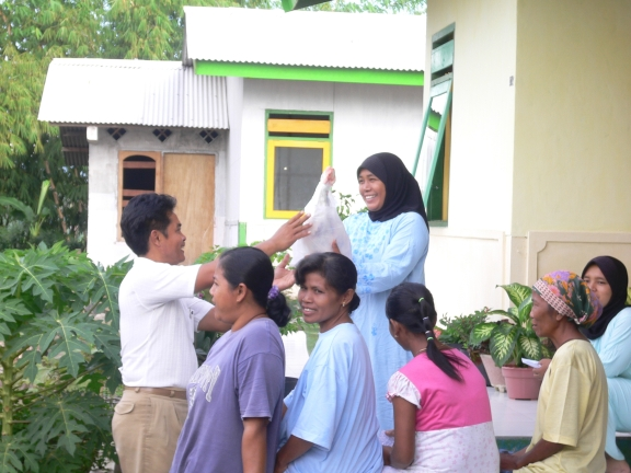 Qurban Distribution 2007 7